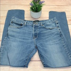 Lucky Brand 1 Authentic Skinny Jeans